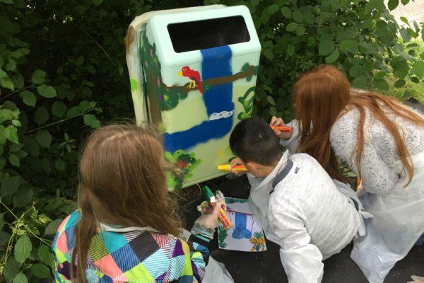 street-art workshop